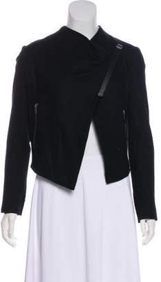 Helmut Lang Wool Belted Jacket