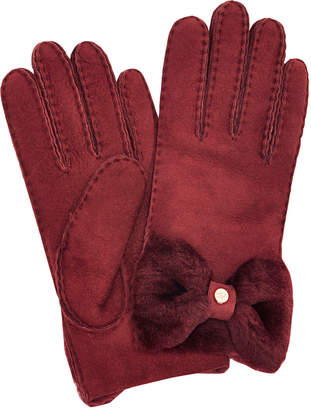 UGG Bow Shorty Gloves