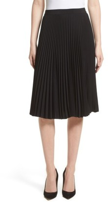 Women's A.l.c. Gates Pleated Skirt $495 thestylecure.com