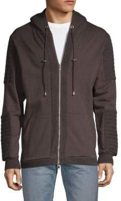Standard Issue NYC Hooded Cotton Jacket
