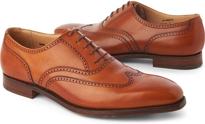 Crockett JonesCrockett & Jones Drummond Derby shoes