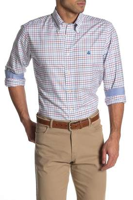Brooks Brothers Check Sport Fit Shirt