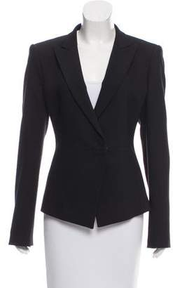 BLK DNM Tailored Peak-Lapel Blazer