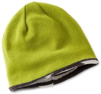 L.L. Bean L.L.Bean Reversible Merino Wool Ski Hat 708ed0b7a3b