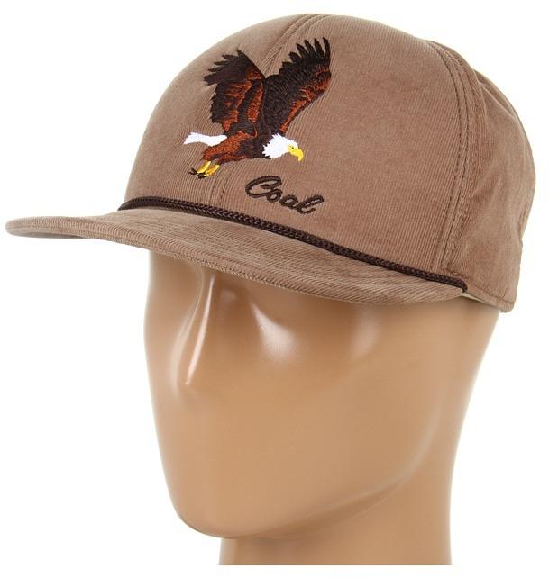 Coal Wilderness Spring '13 (Light Brown) - Hats