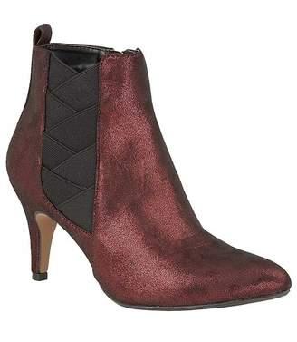 Lotus Booney Stiletto Heel Ankle Boots