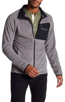 Columbia Hat Rock Full Zip Fleece Jacket
