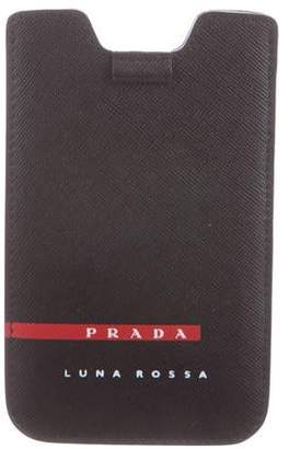 d4bbc76efafe Prada Sport Saffiano Leather Phone Case