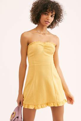 The Endless Summer Beat The Heat Mini Dress