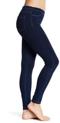 HUE Denim Legging $40 thestylecure.com