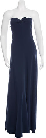 Saint LaurentYves Saint Laurent Stapeless Evening Dress