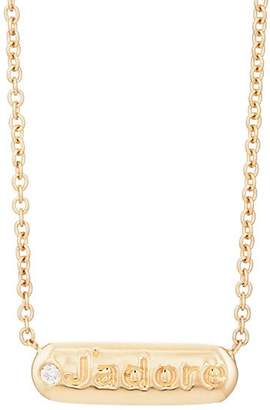 story. My Women's The Petunia Necklace - Gold