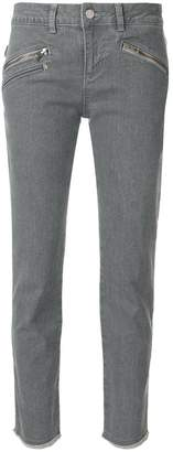Zadig & Voltaire Ava fitted jeans