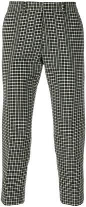 Ami Alexandre Mattiussi Cropped Trousers