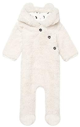 Noppies Unisex Baby Bodysuit - Off-White
