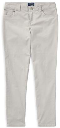 Polo Ralph Lauren Girls' Stretch Corduroy Pants - Big Kid