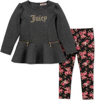 Juicy Couture 2Pc Legging Set