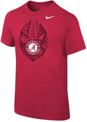Jordan Nike Alabama Crimson Tide Icon T-Shirt, Big Boys (8-20)
