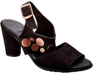 Arche Lemnos Suede Heeled Sandal