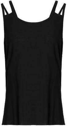 Bailey 44 Heart Rate Cutout Stretch-Modal Tank