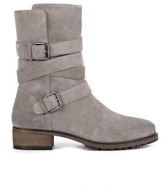 23948fa67e873b Womens Suede Biker Boots - ShopStyle UK