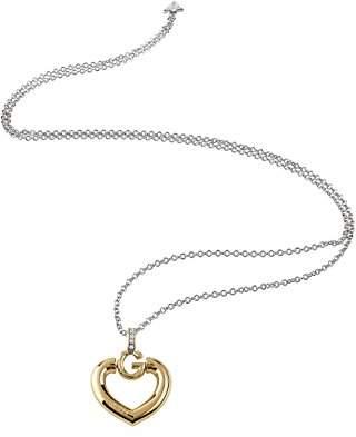 GUESS Women Brass Pendant Necklace - UBN83013
