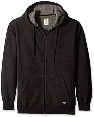Dickies Men's Relaxed Fit Thermal Sherpa Bonded Hoodie