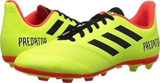 adidas Unisex Predator 18.4 FxG J Soccer Shoe