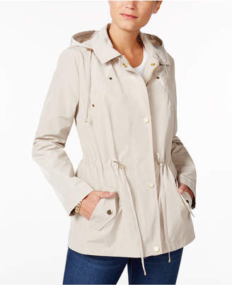 Charter Club Petite Anorak Rain Jacket, Created for Macy's $99.50 thestylecure.com