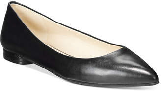 Nine West Onlee Pointed-Toe Flats $69 thestylecure.com