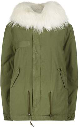 Mr & Mrs Italy Fur Lined Army Parka