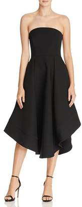C/Meo Collective Strapless Making Waves Dress - 100% Exclusive