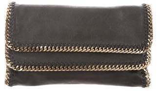 Stella McCartney Vegan Leather Falabella Clutch