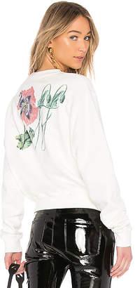 Off-White Off Poppy Sweatshirt
