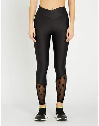 Beach Riot Cosmos stretch-jersey leggings
