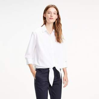 Tommy Hilfiger Tie Front Shirt
