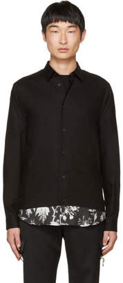 McQ Black Shields Shirt