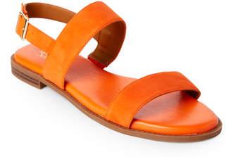Franco Sarto Tangerine Velocity Flat Sandals
