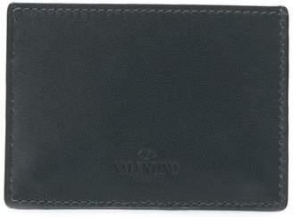 Valentino studded cardholder