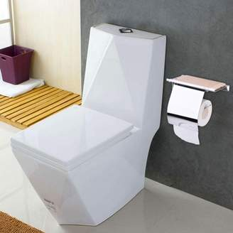 Louis Vuitton life Wall Mounted Tissue Holder, SUS304 Stainless Steel Bathroom Toilet Paper Holder with Mobile Pho,Wall Mounted Tissue Holder