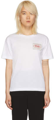 Stella McCartney White Stella Tag T-Shirt