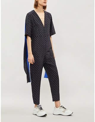 a27089c70249 Stella Mccartney Silk Jumpsuit - ShopStyle UK