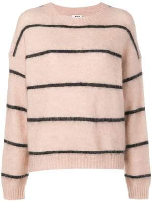 Acne Studios Rhira striped sweater