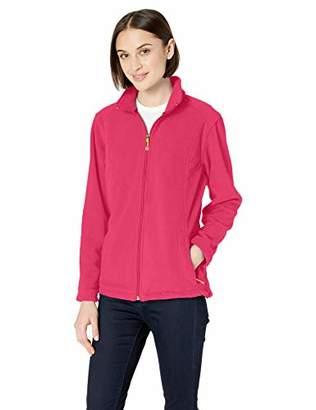 Clementine Women's ULTC-8498-Micro Fleece Full-Zip Jacket