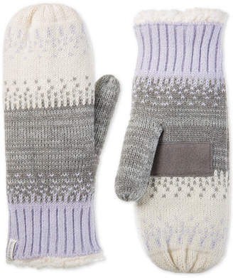 Womens Lined Mittens Shopstyle Canada