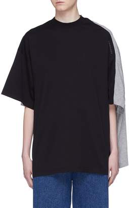 Y/Project Double layered unisex T-shirt