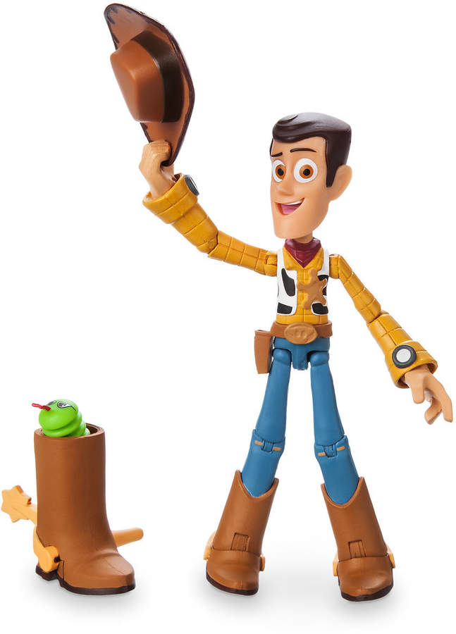 Woody Action Figure - PIXAR Toybox