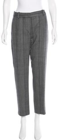3.1 Phillip Lim3.1 Phillip Lim Wool Cropped Pants