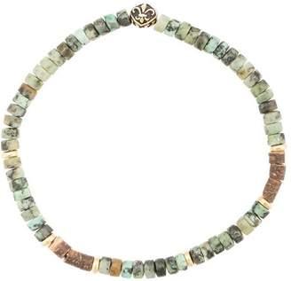 Nialaya Jewelry jade beaded bracelet