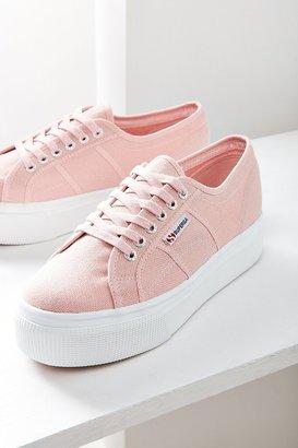 Superga 2790 Linea Platform Sneaker $80 thestylecure.com